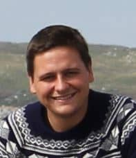 This image shows a picture of Scott Williams, the author of Revision Buddies Geography content.