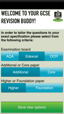 Revision Buddies GCSE Physics
