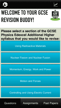 Revision Buddies GCSE Physics