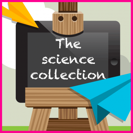 The Science Collection app