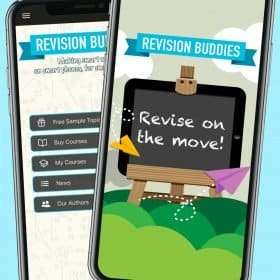 Revision Buddies New GCSE App
