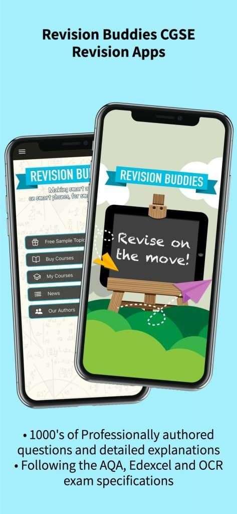 gcse revision app